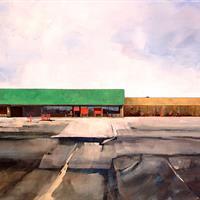 """Michelle Muldrow, """"Dead Mall NE Ohio,"""" 2006"""