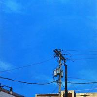 "Christopher Burk, ""Connected Columbus: Victorian Village; Third Avenue,"" 2013"