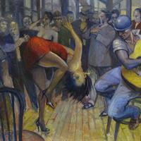Ron Anderson - She Just Loves to Dance, 2008