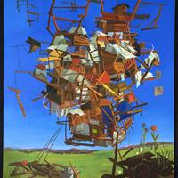 Michael R. Stillion - Dangling Construction, 2007