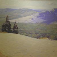 """Frank V. Dudley, """"Duneland,"""" 1918"""