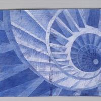 """Heather Allen-Swarttouw, """"Inward Spiral,"""" 2006"""
