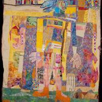 "Cathy Jeffers, ""Orange Shoes,"" 2006"