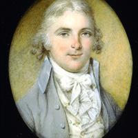 Portrait of Thomas Worthington, c. 1796