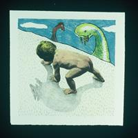 Benjy Davies - Primitive Creature, 2000