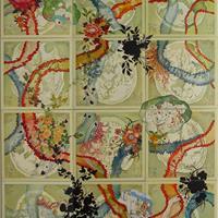 Migiwa Orimo, MRl/15:52 (Tracing and Mapping), 2002