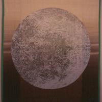 "Ardith Davis, ""Sky Disc/Green"""