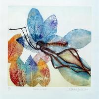"Ximena Medina Sancho, ""Flying Dragonfly,"" 2003"