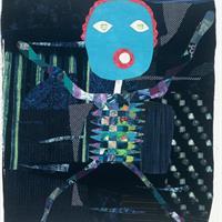 Clairan Ferrono - Self Portrait II - A Daughters Eyes, 2003