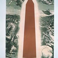 "Todd DeVriese, ""Obelisk VII"""