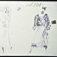 Jaroslav Malina - Costume Design and Stage Design for Vassa by Maxim Gorky