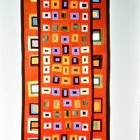 "Nancy Crow, ""Constructions #4,"" 1997"