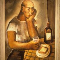 """Sarkis Sarkisian, """"Factory Worker,"""" 1932"""