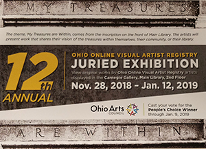37 Ohio Artists Featured in 12th Annual OOVAR Statewide Exhibition