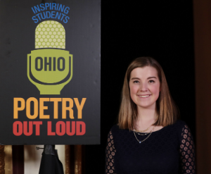 Lima Student Wins 2019 Ohio Poetry Out Loud State Finals
