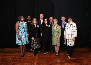 2019 Governor's Awards for the Arts in Ohio winners at the luncheon ceremony on May 15