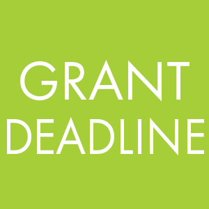Ohio Arts Council grant deadline