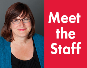 Meet the Staff: Carla Oesterle, Fiscal Operations Associate