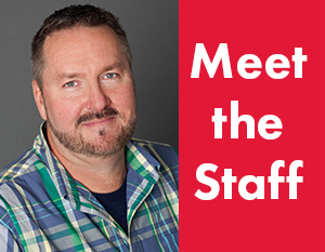 Meet the Staff: Ken Emerick, Artist Programs and Percent for Art Director