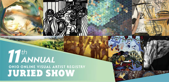 31 Ohio Artists' Work Featured in the 11th Annual Ohio Online Visual Artist Registry Juried Show
