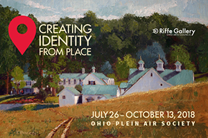 Exploring Plein Air Painting in Creating Identity from Place
