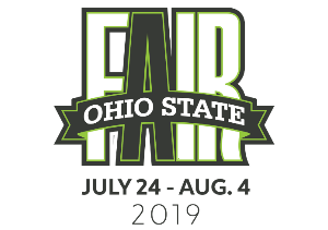 2019 Ohio State Fair logo