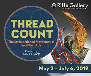 Thread Count: The Intersection of Mathematics and Fiber Arts postcard