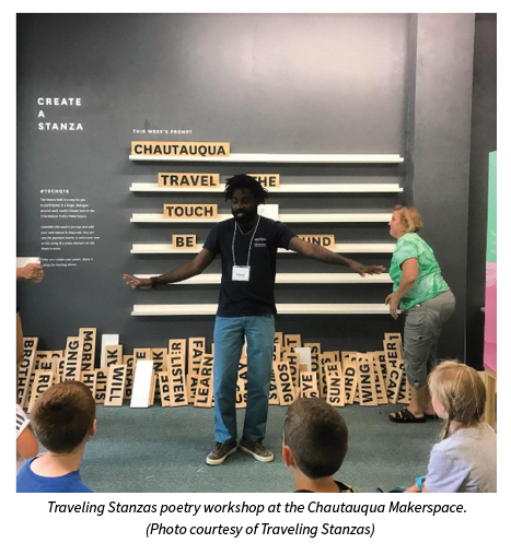 ArtsOhio Blog | Bringing Poetry to the People: Q&A with