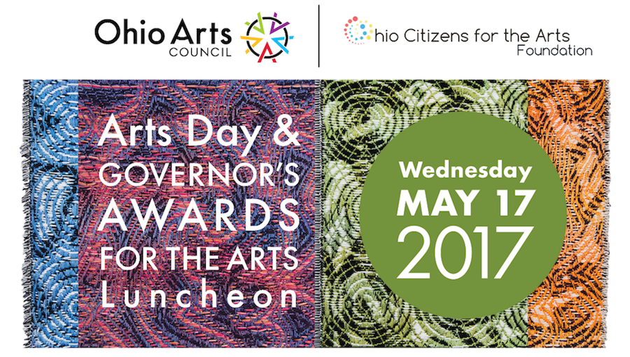Announcing the 2017 Governor's Awards for the Arts Recipients