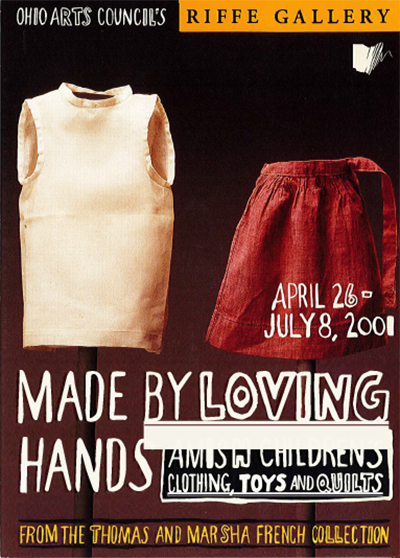 Made by Loving Hands: Amish Children's Clothing, Toys and Quilts