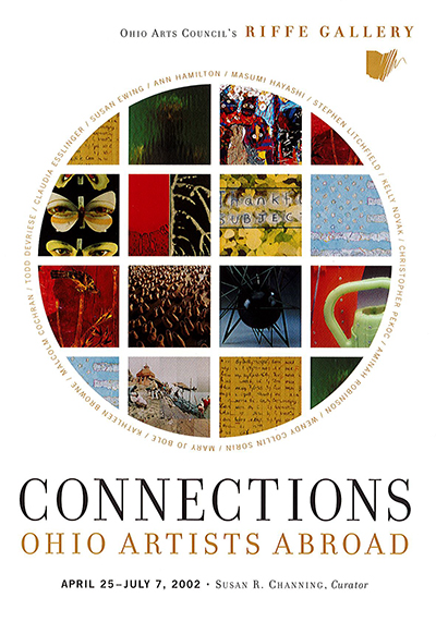 Connections: Ohio Artists Abroad