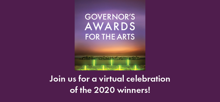 2020 Governor's Awards for the Arts in Ohio Virtual Celebration