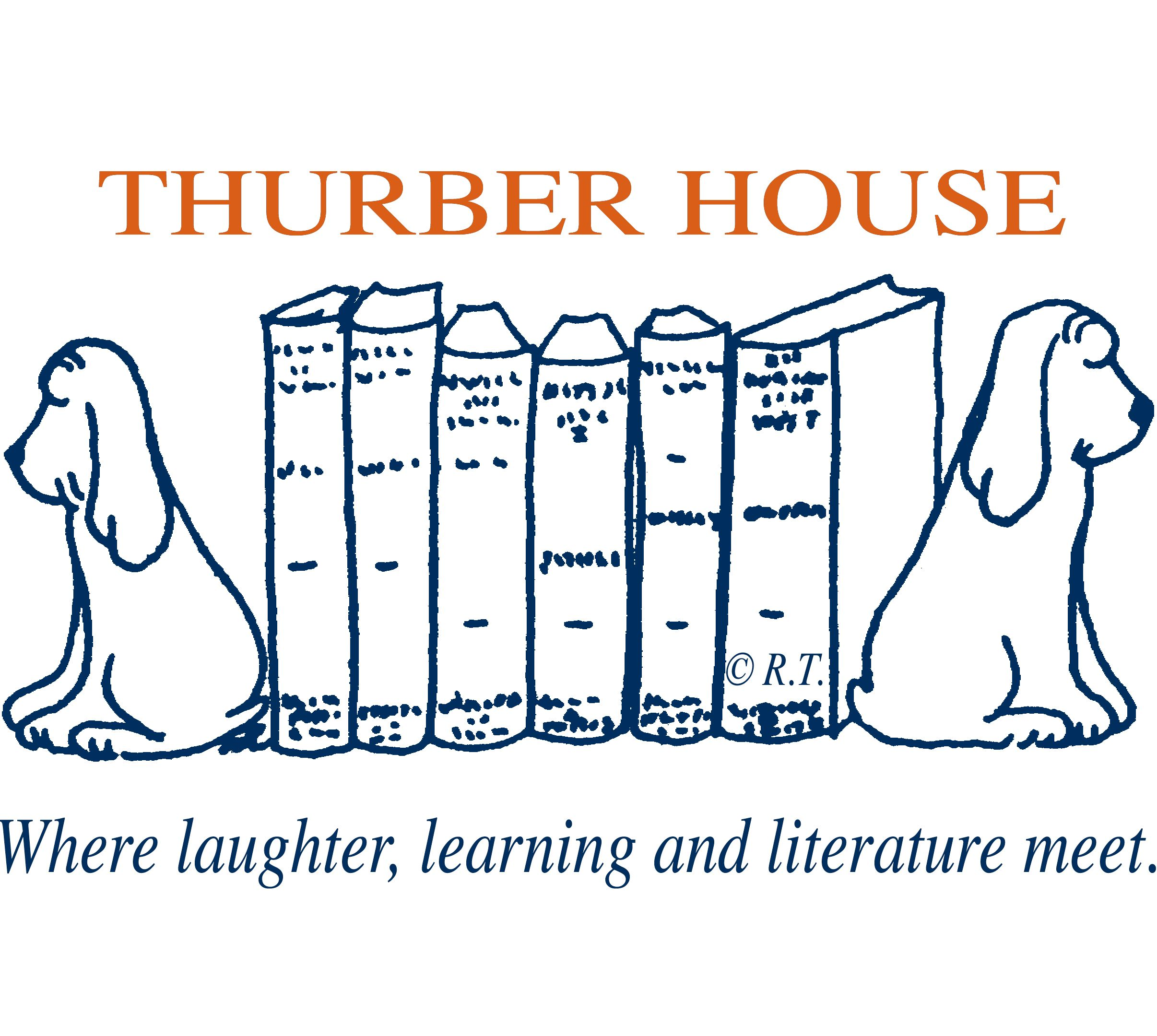 Thurber House logo