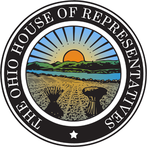 The Ohio House of Representatives logo